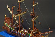 The Lego Vessels