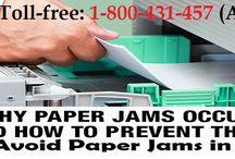Fix Paper Jam Error on Brother Printer