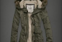 Forest Green Jackets - Forecasting / winter fashion- forest