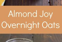 Overnight Oats / by Crystal Turpin