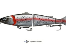 Dynamo / Available in 4 colors. Size: 7.5″ Weight: 2.0oz Action: Slow Sink Dive Depth: 0-2′  Swimbait (Shallow Version): Out of the box this swimbait is a frantic sub-surface swimmer. Made for shallow applications and low light conditions. Fish this bait in the mornings or during overcast conditions. This bait was designed for a top-water to subsurface presentation. See www.dynamiclures.com/products/dynamo/ for more specs, reviews & shopping.