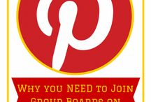 Pinterest for blogging / How to use Pinterest for your blog