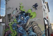 Street art / Art.. on streets