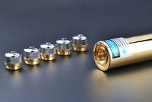 50000mw Laserpointer Blau