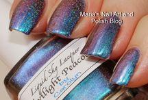 Nail Polish Wish List / by Erica Vandegrift