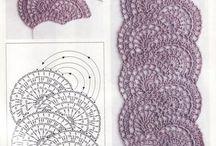 Horgolt vegyes / Ami a többi horgolt boardba már nem fért Crochet objects which do not fit into other boards