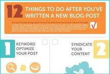 Blogging  / by Christie Stephens