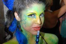 Alice caterpillar costume