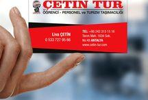 Şeffaf Kartvizit / Antalya Şeffaf Kartvizit