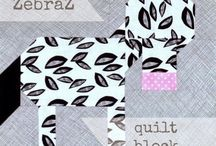 Quilt Patterns - Animal / Animal Quilts