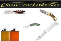 Classic PocketKnives