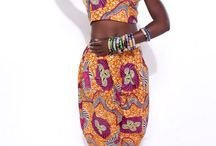 AFRICAN PRINTS!!