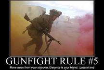 Gun Fighter Rules