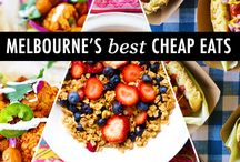 Melbourne eats/ attractions / Stuff to do in Melbs