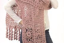 Crochet Ponchos, Shawls and Wraps / by Emily Kathleen
