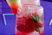 Cocktail and Beverage Recipes / Cool and refreshing drinks to serve at your barbecues this summer / by Moon Glow Lightscapes