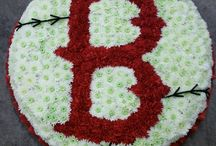 Custom Sports Team Themed Floral Designs / Custom sports team floral designs created by Durocher Florist, West Springfield, MA / by Durocher Florist