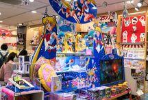 From the leading edge of fashion! Three of Harajuku's amazing zakka stores!