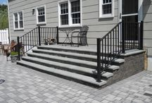 Outdoor Steps - Carl's