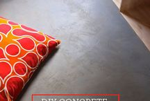 diy concrete