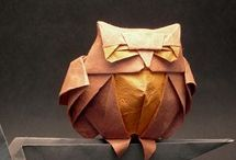 owl / by Cathy Wheelock Caster