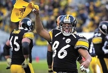 STEELERS, BABY!!!! / by Mendy Poole