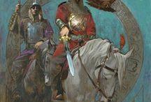 warfare & warriors old times