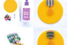 Hama Beads Crazy! / Hama Bead Creations