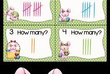 Math tubs