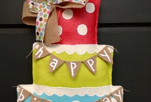 Birthday Party Ideas / by Emily Finck