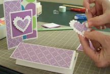 Card making / by Sharon Varkonyi