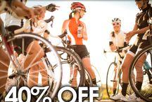 Trek Cincinnati Promotion  / Sales and specials in our shops.