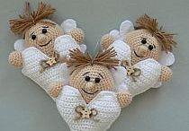 Crochet - Décorations de Noël