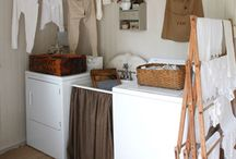 Our Home | Laundry Room Ideas