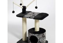 Cat Play Houses ♣ ActiveDogToys / The most enjoyable staff for a cat where they can play all day long...