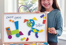 New Toys From MindWare! / Just in time for the holiday - we have over 100 new items to spark kids' creativity and make learning fun!