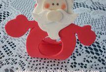 Christmas foamy