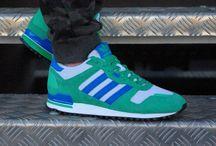 Adidas ZX 700 M19396 'Surf Green/Blue'