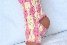 Crochet - Socks/Slippers