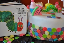 The Very Hungry Caterpillar / by Robin Griffin