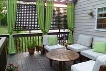 Deck ideas!!! / by Debra
