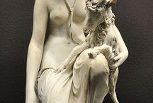 Literary Sculptures