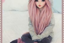 Dolls Cute