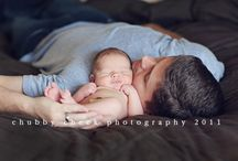 Newborn photography ideas / by Erika Shaw