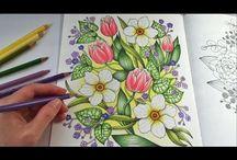 Blomstermandal
