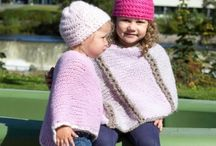 Children´s knit from Varm design