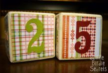 Tutorials ~ Christmas / by Everything Your Mama Made & More!
