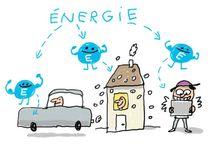 Ecole - énergie