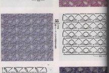crochet - sploty
