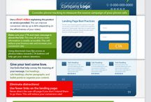 Landing Lead and Squeeze Pages